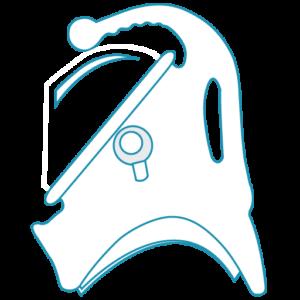 sea trek helmet icon