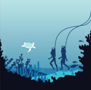 Sea TREK illustration